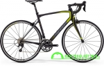 MERIDA RIDE 4000 2016 RH: 54cm Carbon/Lime